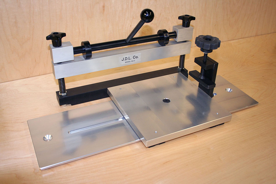Professional Sliding Coping Jig For Cabinet Door Rails For